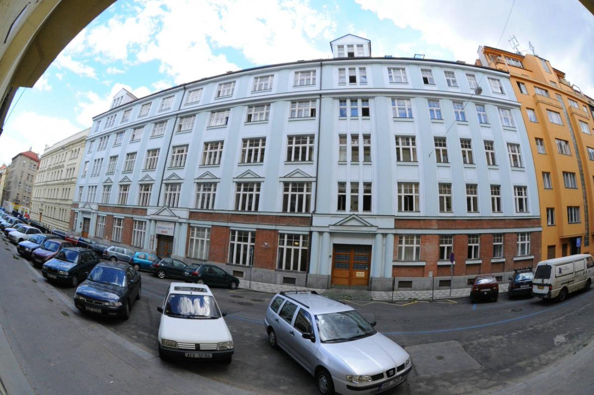 Bývalá budova vydavatelství Economia