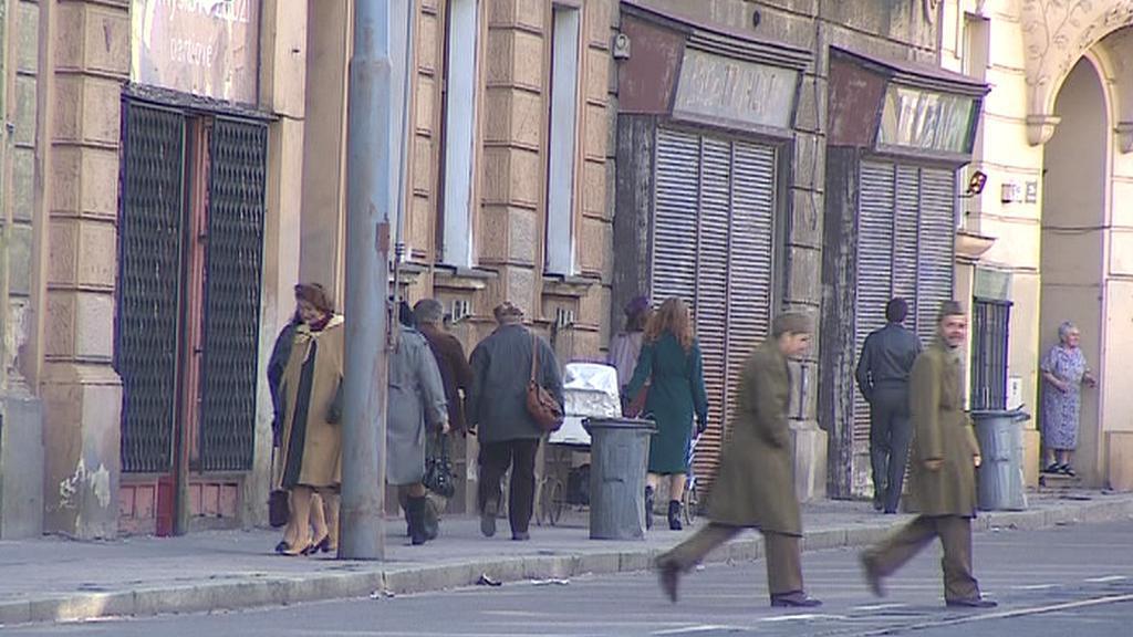 Brno se na pár dní vrátilo do konce sedmdesátých let