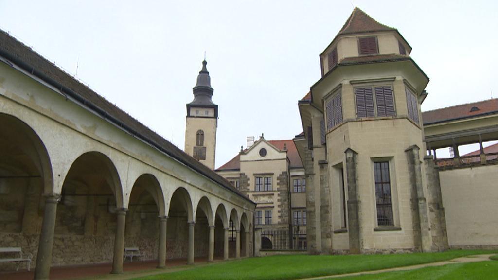 Státní zámek v Telči