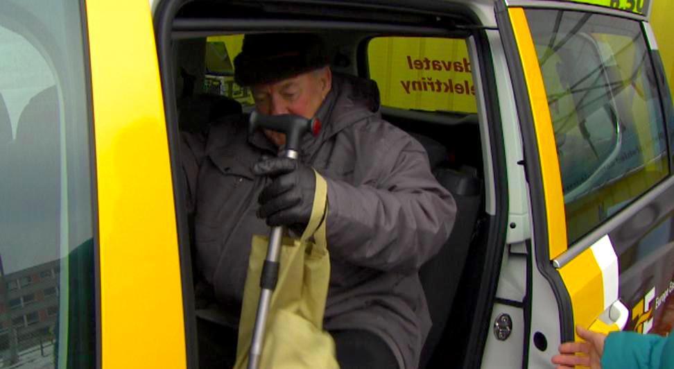 Taxislužba pro seniory