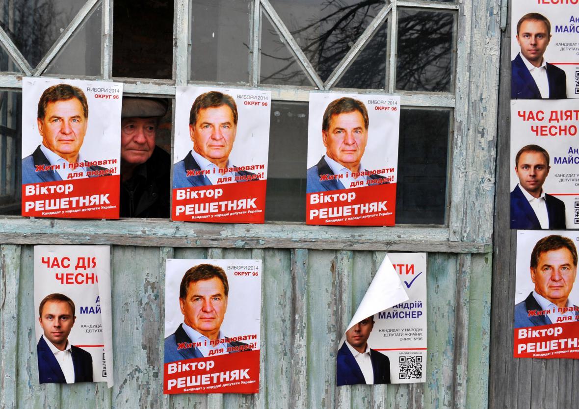 Ukrajinské volby