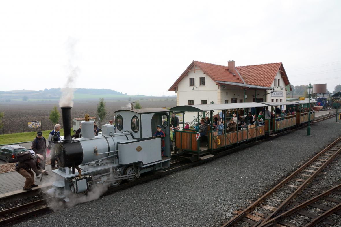 Lokomotiva Orenstein & Koppel