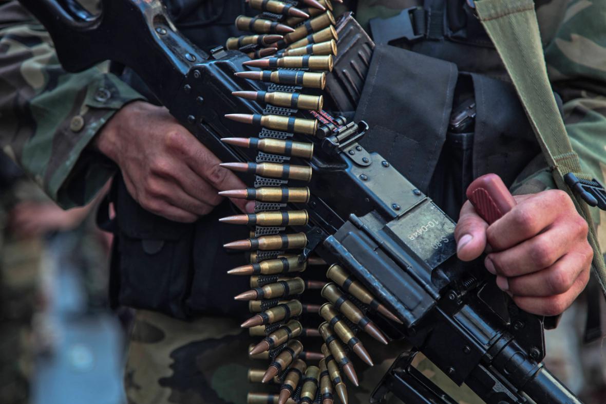 Džihádisté z Gazy