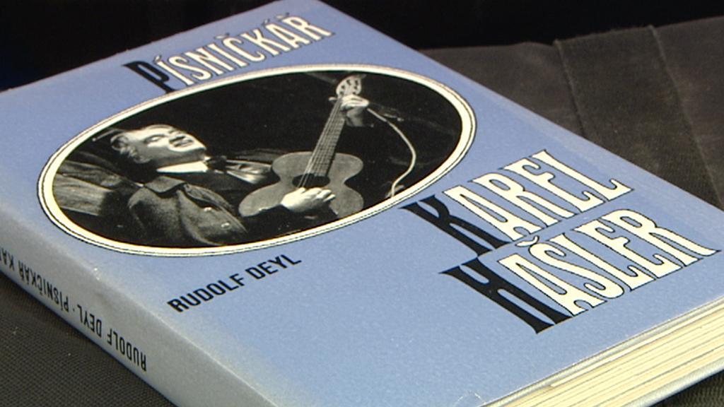 Kniha o Karlu Hašlerovi