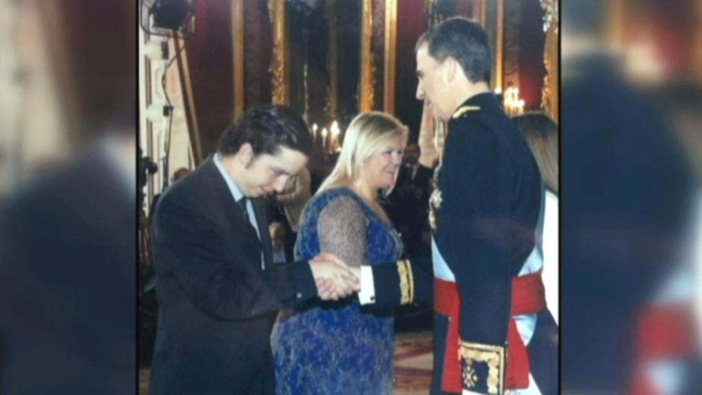 Španělsko žije kauzou mystifikátora, který pronikl ke králi