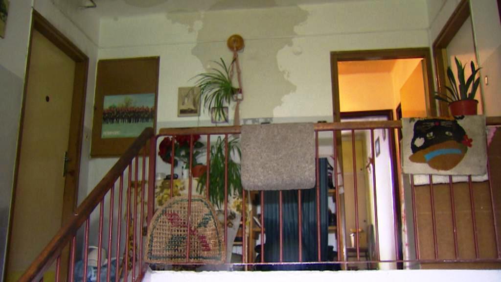 Vytopené byty ve Stožci