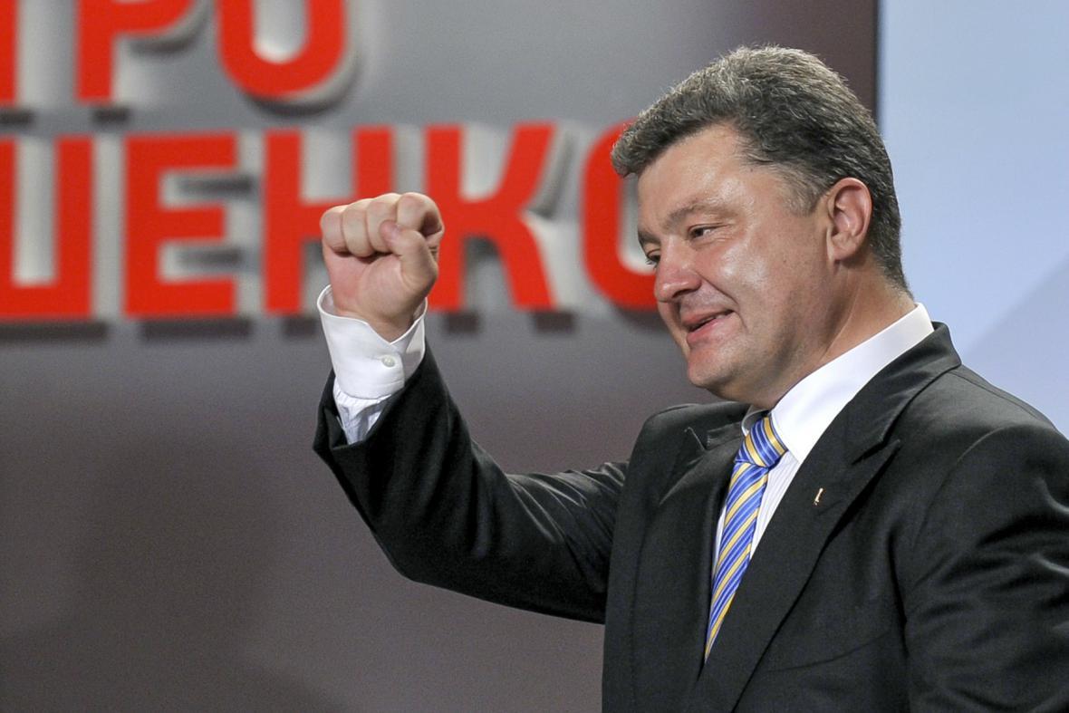 Porošenkův Blok je horkým favoritem parlamentních voleb