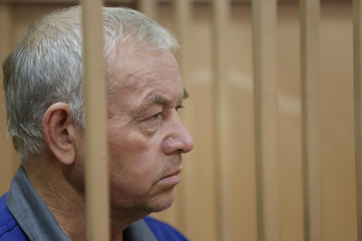 Vladimir Martyněnko před soudem