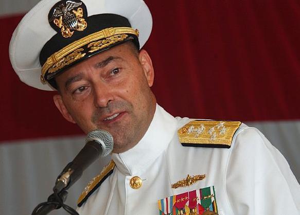 Šéf NATO James Stavridis