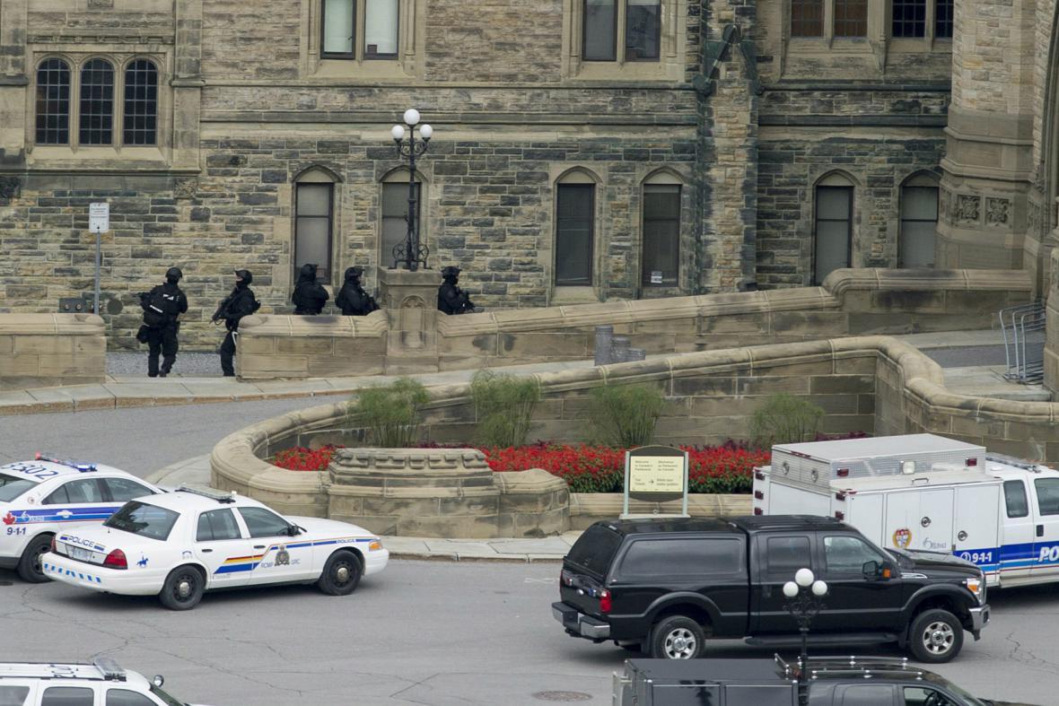 Střelba v Ottawě