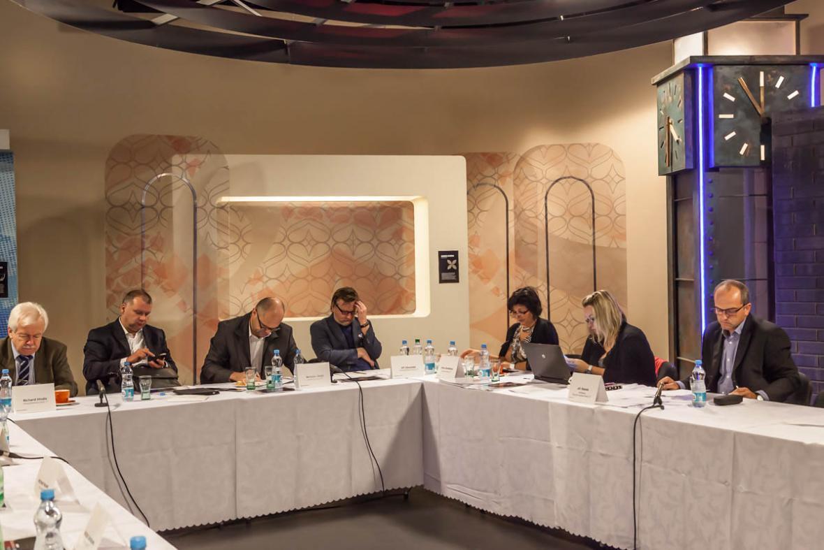 Rada ČT v Ostravě