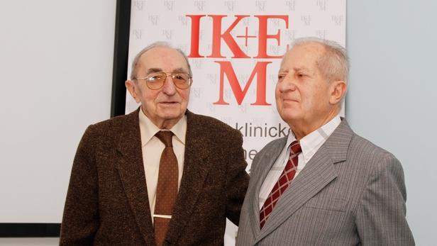 Pavel Firt a Rudolf Sekava