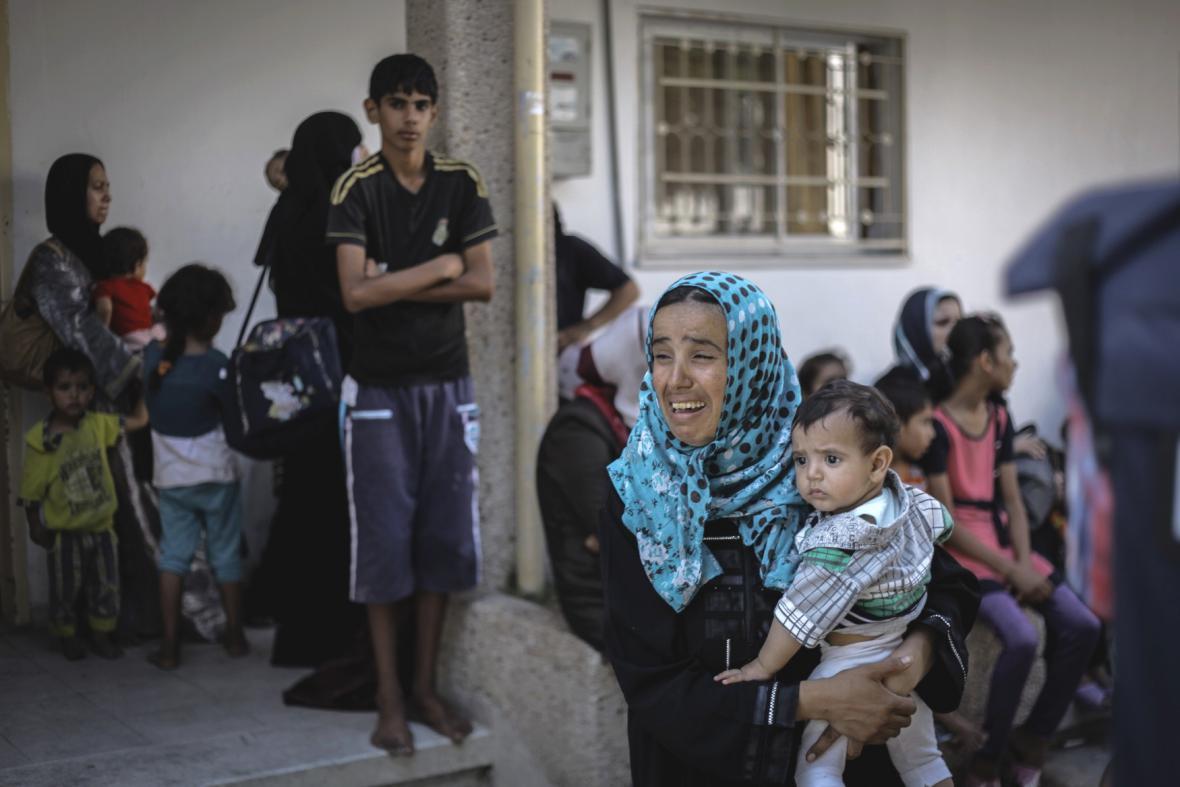 Škola pro uprchlíky