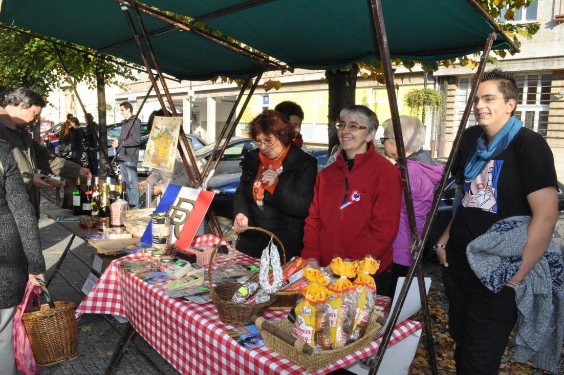 Francouzský víkend v Lounech