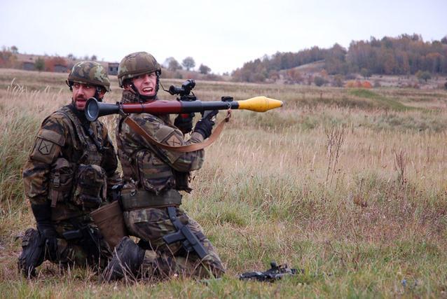 Vojenské cvičení Ground Pepper