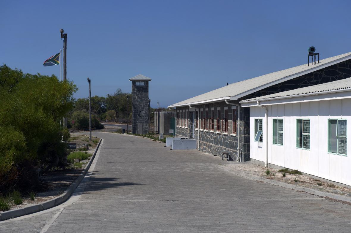 Jihoafrická věznice