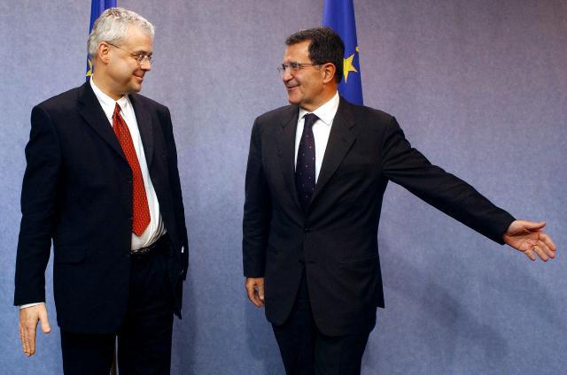 Za Špidly vstoupila ČR do Evropské unie