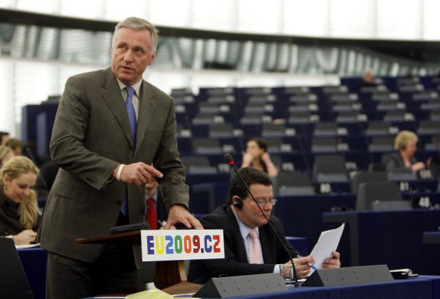 Za Topolánka jsme předsedali EU
