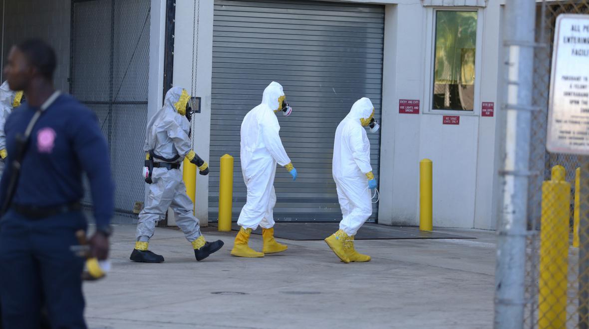 Boj proti ebole