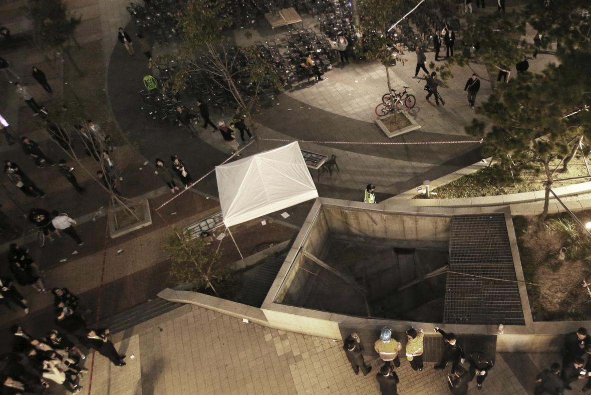 Tragédie na koncertě v Jižní Koreji