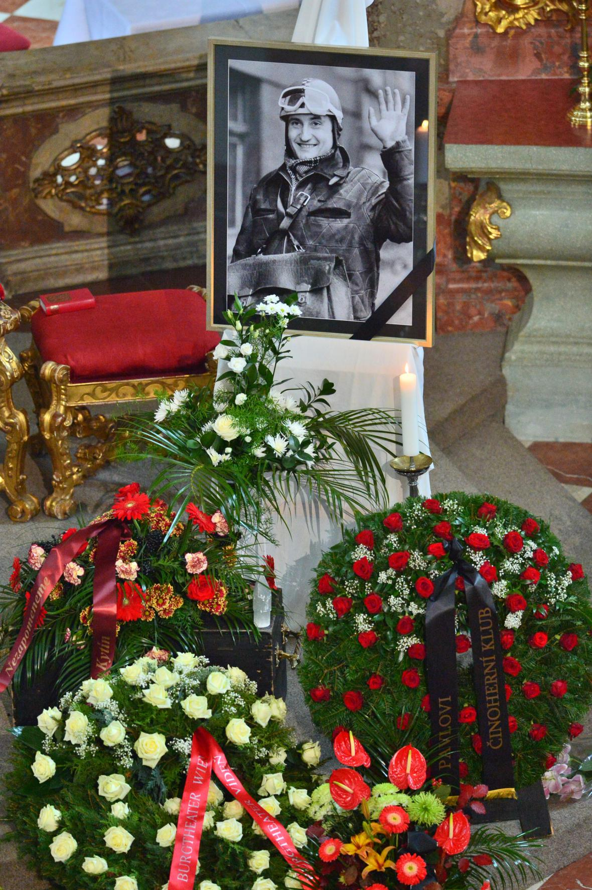 Rozloučení s Pavlem Landovským