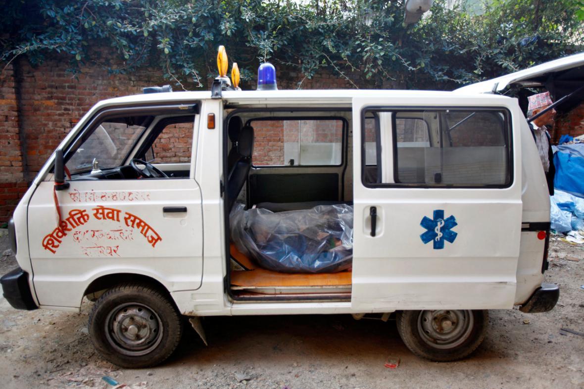 Nepálská záchranka