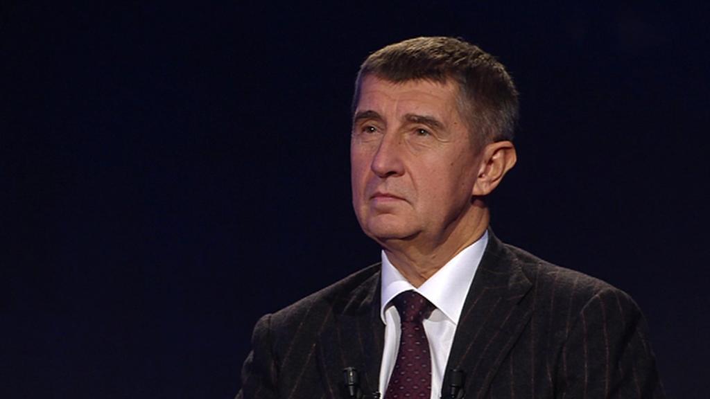 Předseda ANO Andrej Babiš