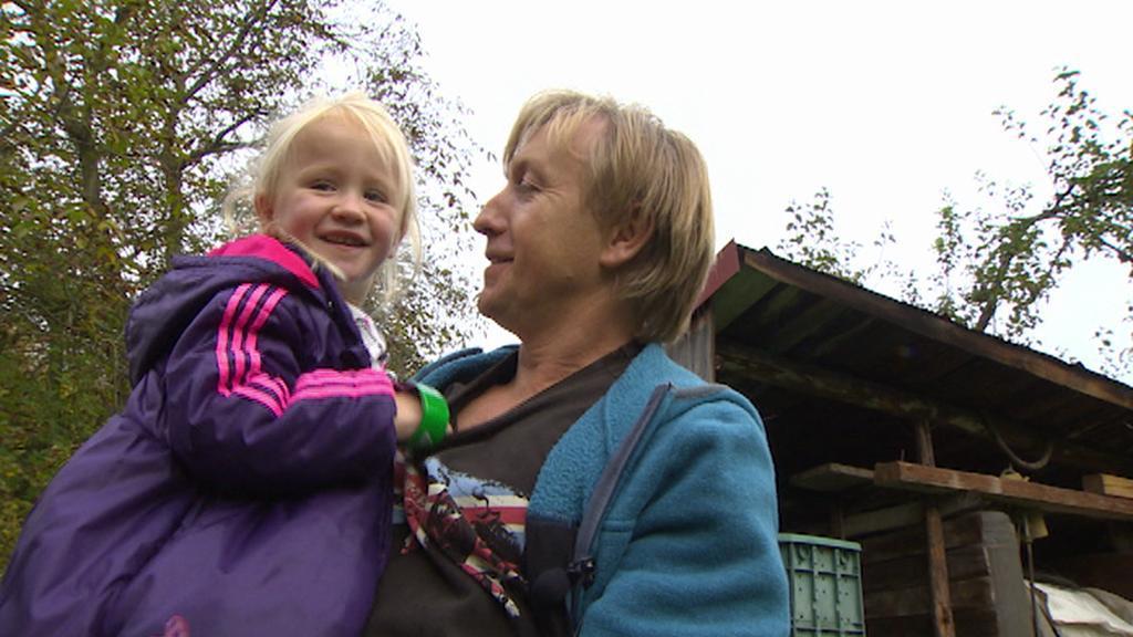 Jan Ulrich a jeho dcera Ema