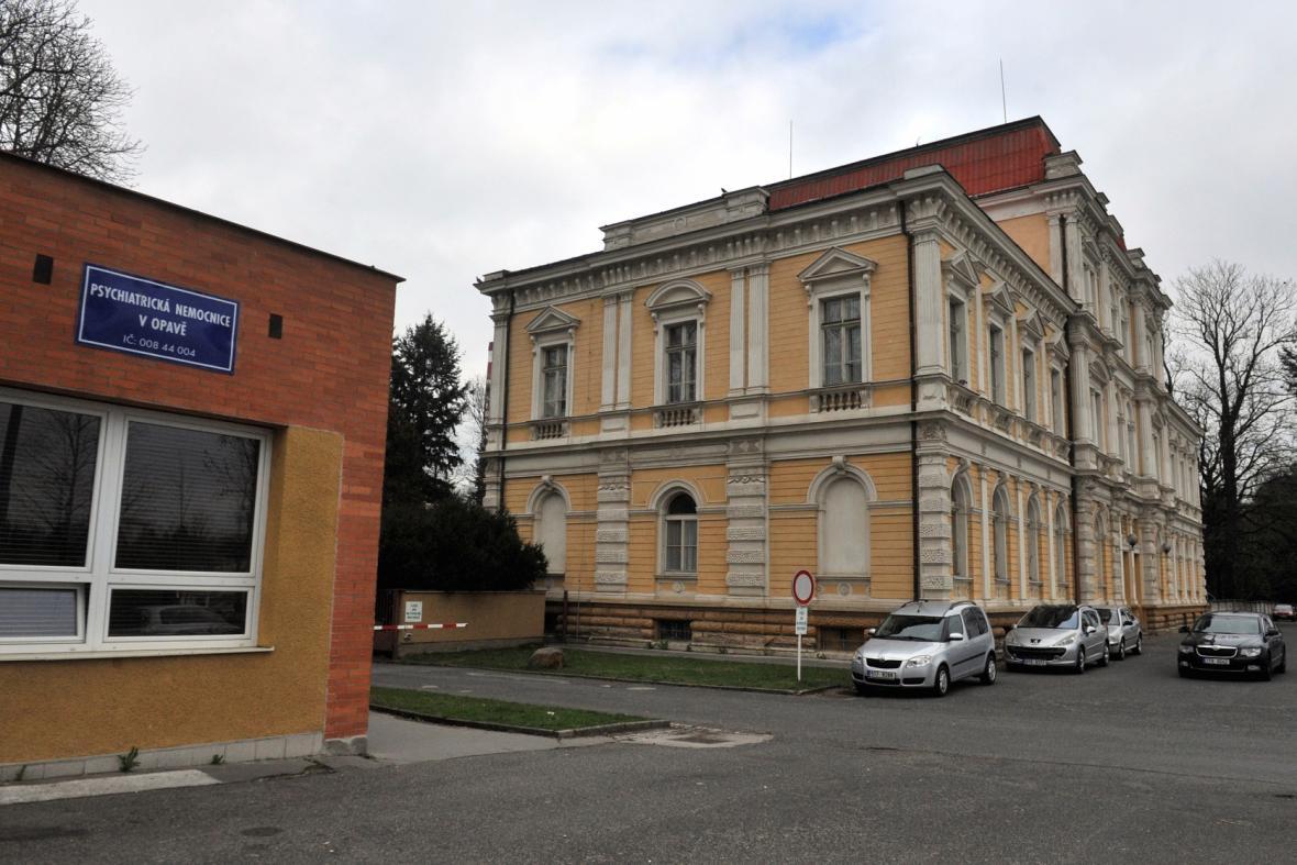 Psychiatrická nemocnice v Opavě