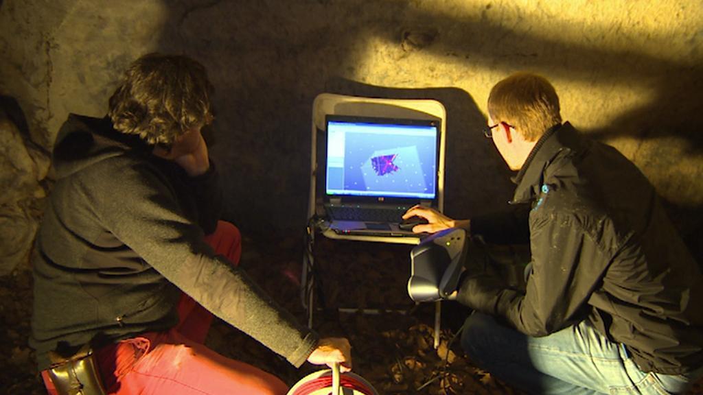 3D laser v Českém ráji