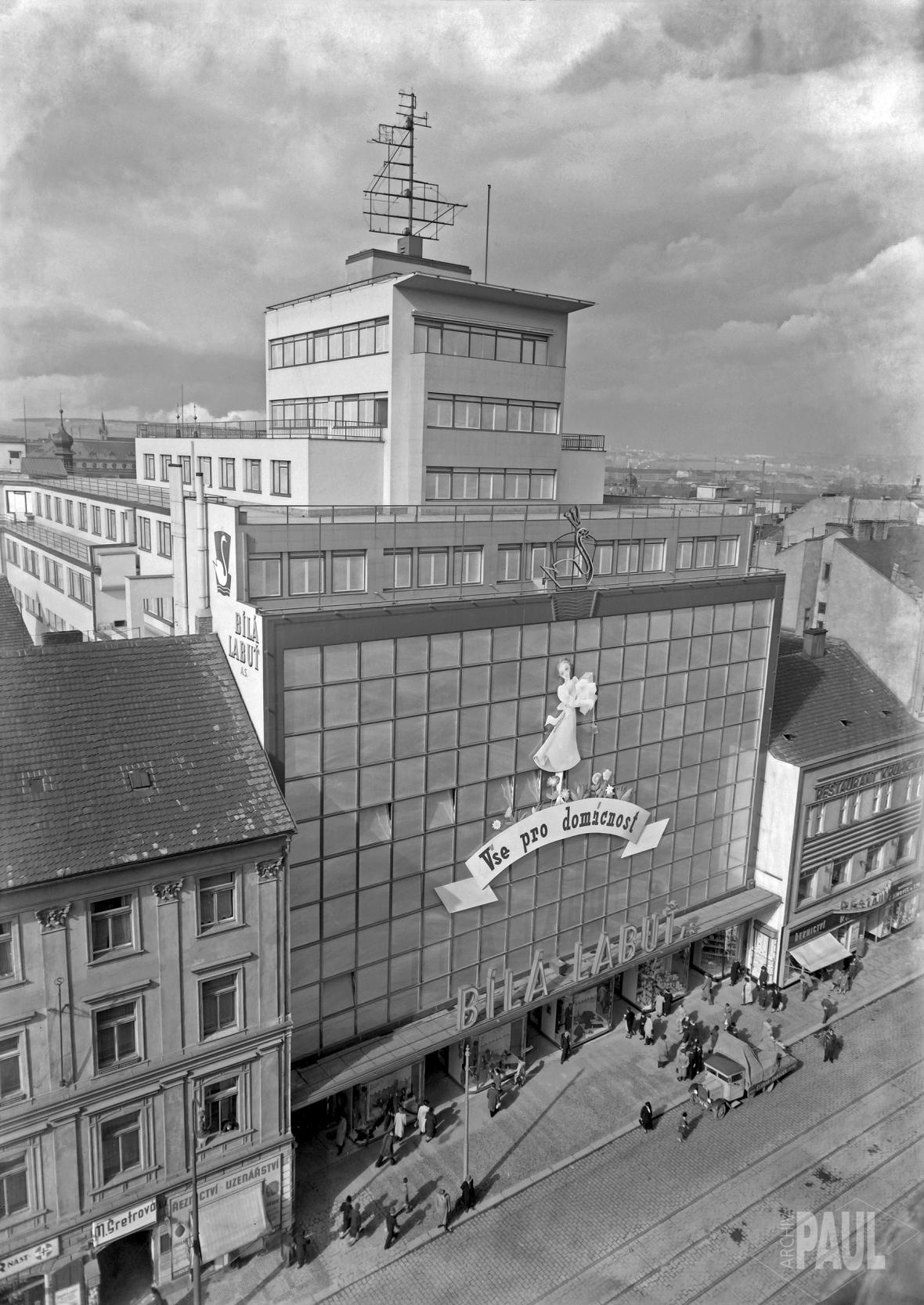 Bílá labuť (1930)