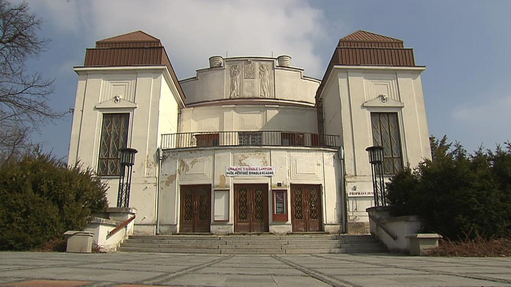 Kladenské divadlo