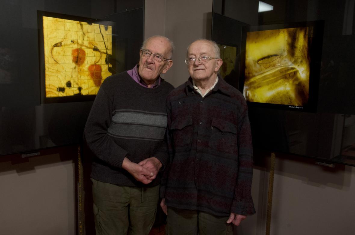 Jiří a Daniel Reynkovi