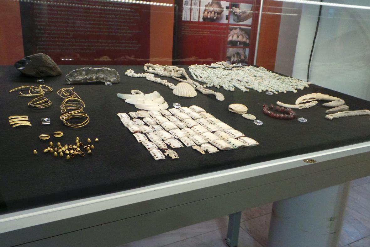 Šperky typické pro středomořskou oblast se našly na Slovensku