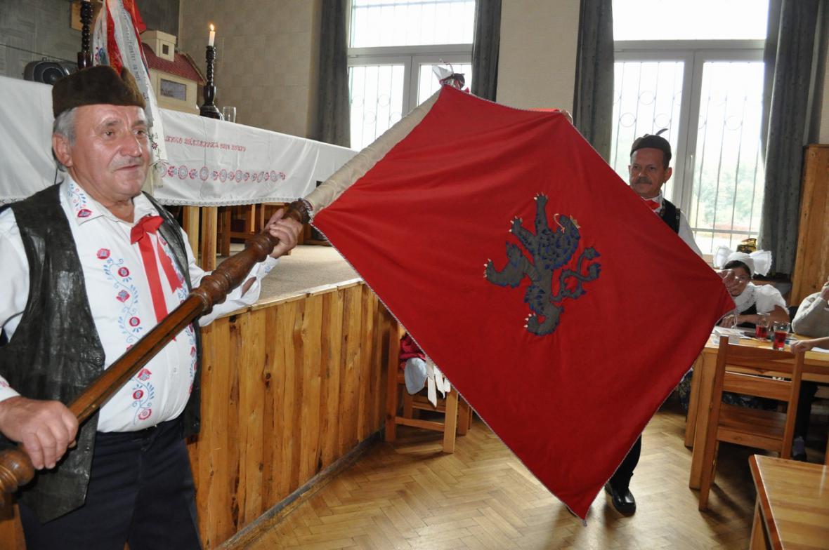 120 let baráčnické obce v Lounech