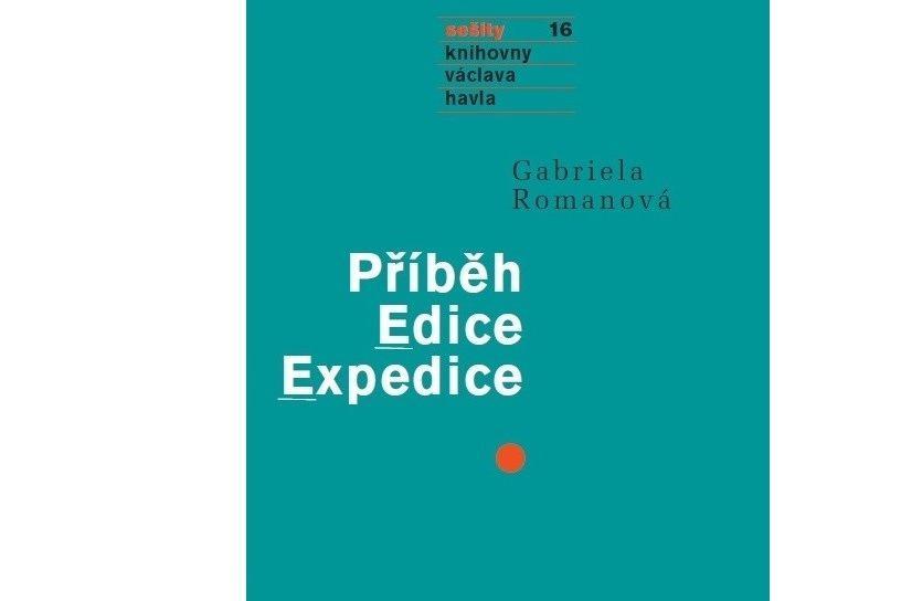 Gabriela Romanová / Příběh Edice Expedice