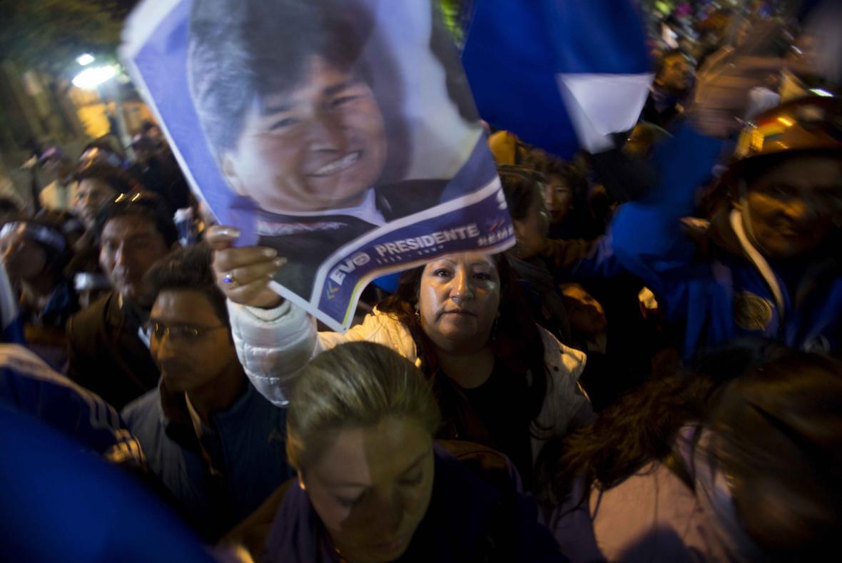 Volby v Bolívii