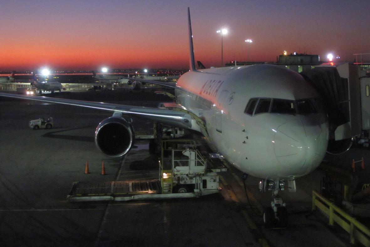 Newyorské Kennedyho letiště