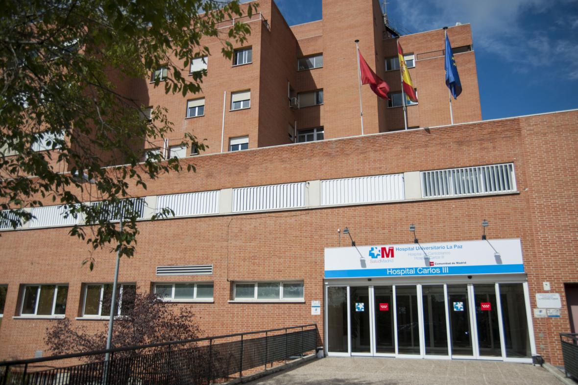 Madridská nemocnice Carlose III.