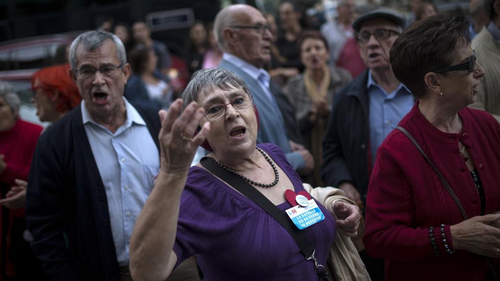 Demonstrace v Madridu žádá rezignaci ministryně zdravotnictví
