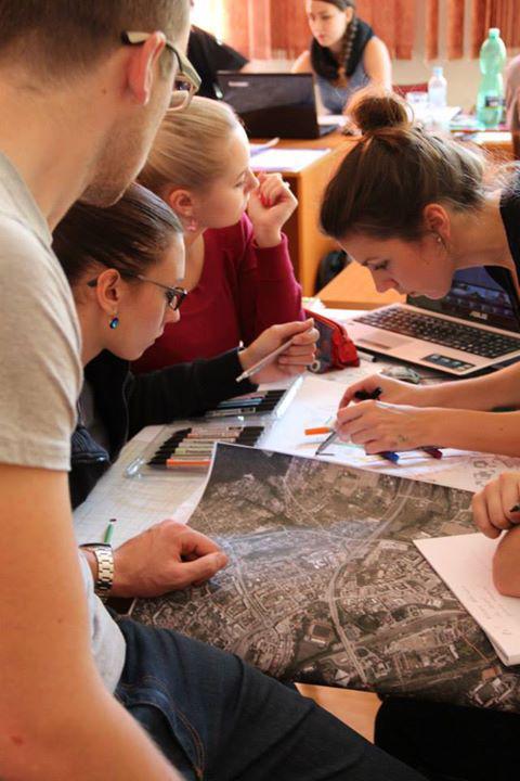 Workshop studentů architektury
