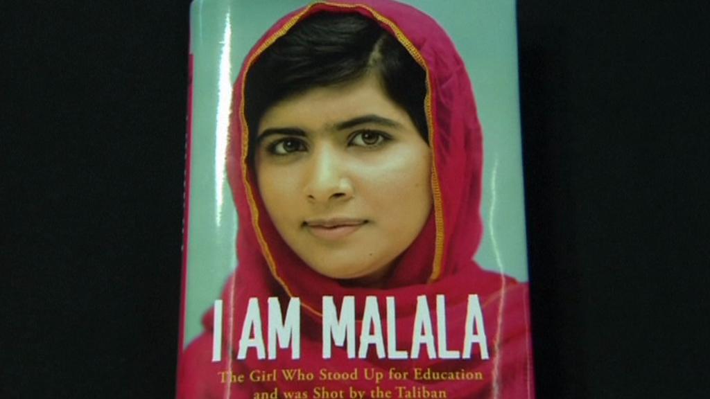 Kniha pákistánské aktivistky Malaly Júsufzaiové