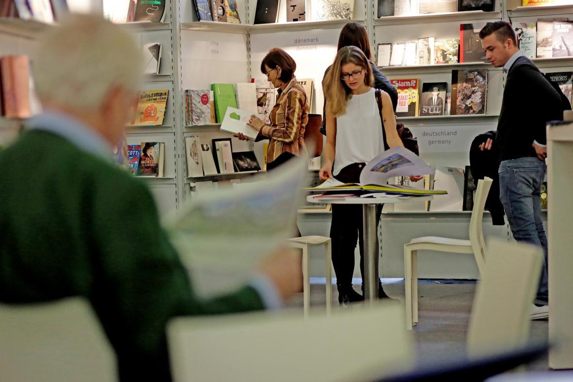 Frankfurtský knižní veletrh