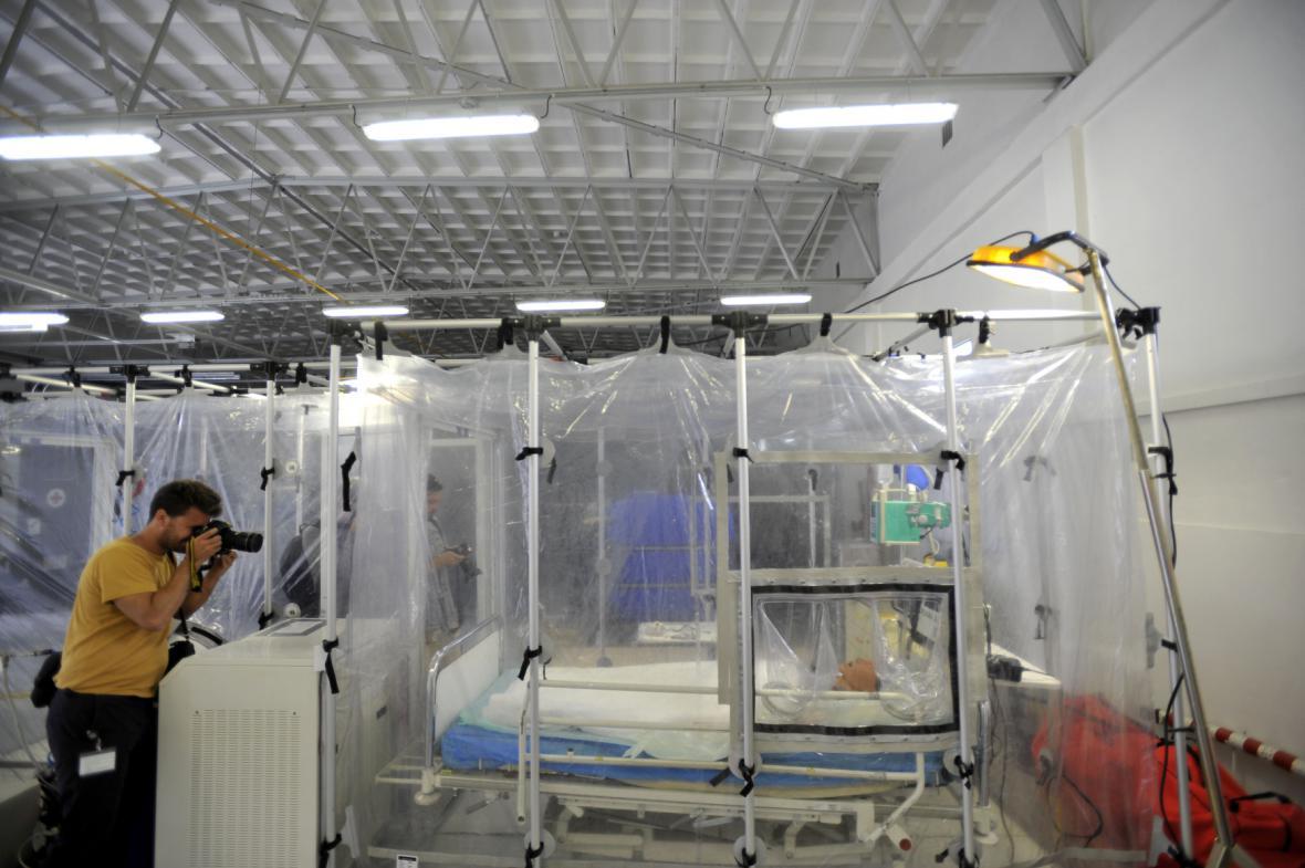Centrum biologické ochrany v Těchoníně