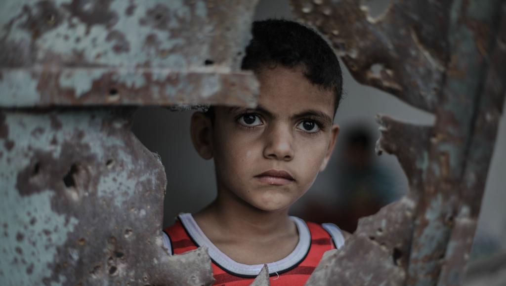 Návrat do válkou poničených míst nebývá příjemný