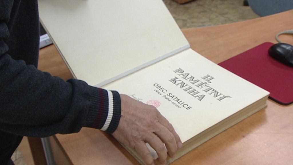 Pamětní kniha obce Satalice