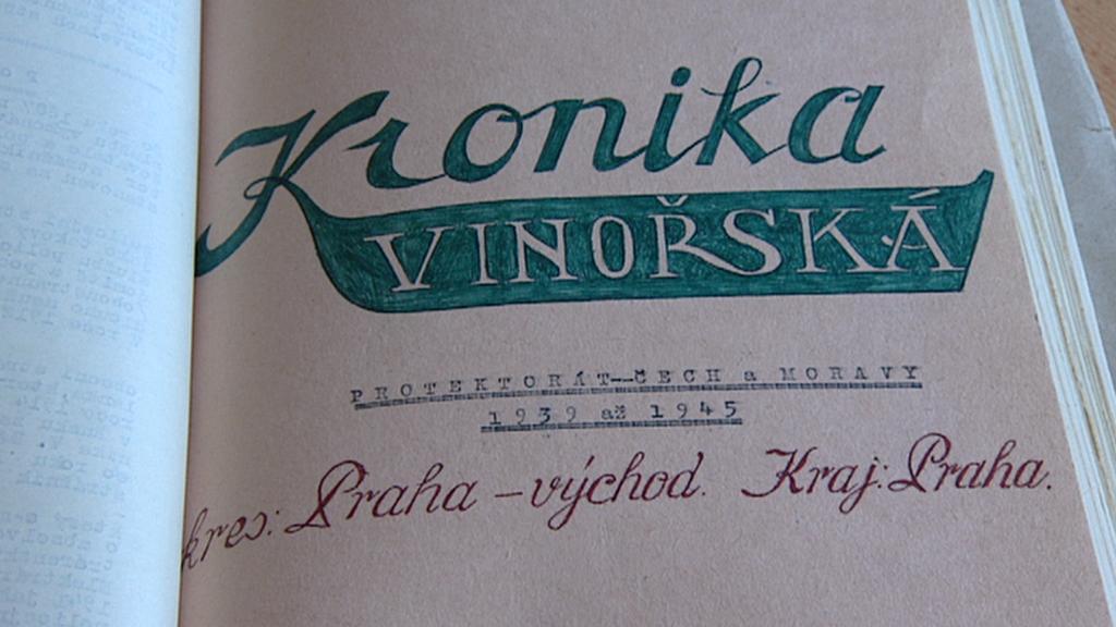 Kronika Vinoře