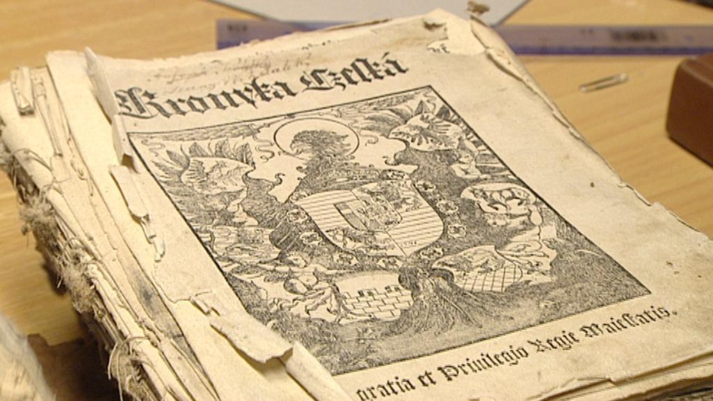 Archivní dokumenty Miroslava Kurandy