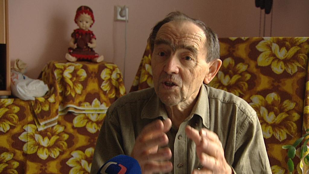 Hubert Antes, kronikář Horních Počernic