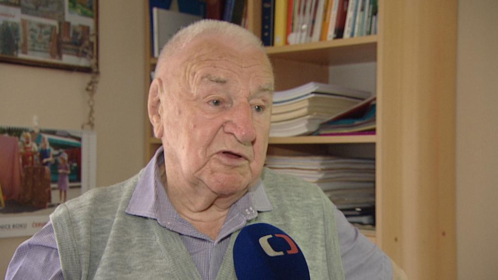 Kronikář Vinoře František Filip